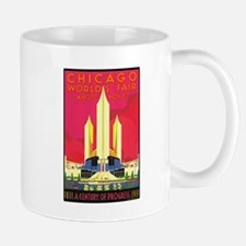 Chcago Retro Mug