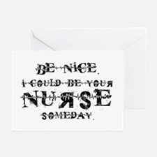 Be Nice Greeting Cards (Pk of 10)