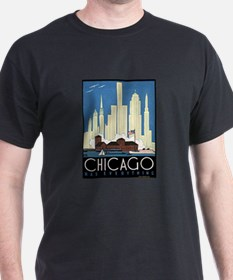 Chicago Retro T-Shirt