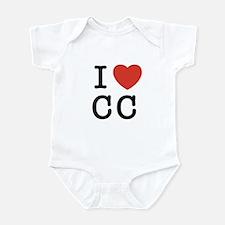 I Heart CC Infant Bodysuit