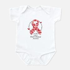 HD Butterfly Ribbon Infant Bodysuit
