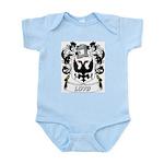 Loyd Coat of Arms Infant Creeper