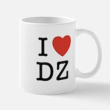 I Heart DZ Mug