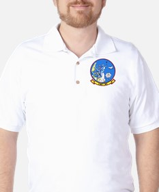 VRC-40 Rawhides Golf Shirt