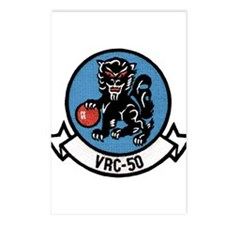 VRC-50 Foo Dogs Postcards (Package of 8)