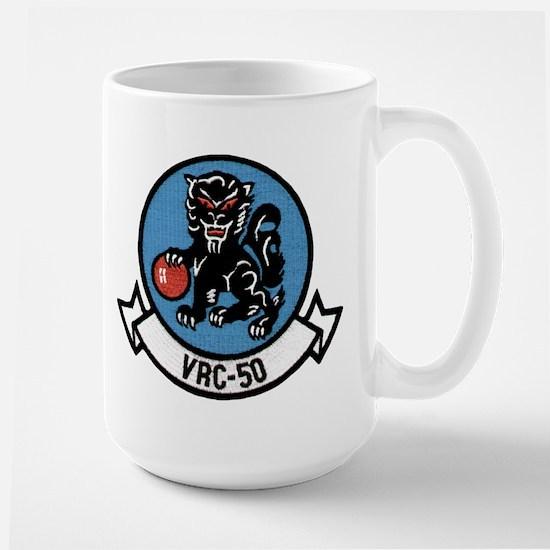 VRC-50 Foo Dogs Large Mug