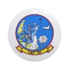 VRC-40 Rawhides Ornament (Round)