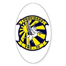 VRC-30 Providers Oval Decal