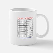 Do you... SUDOKU? Mug