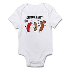 Sausage Party Infant Bodysuit