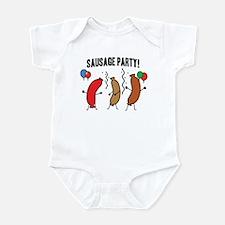Sausage Party Infant Bodysuit