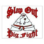 Martial Arts: Slap Out Small Poster