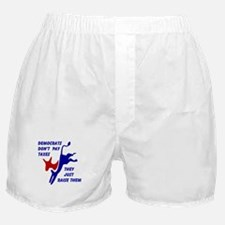 ANTI-DEMOCRAT Boxer Shorts