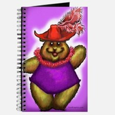 Funny Tea lady Journal