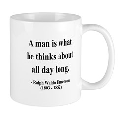 Ralph Waldo Emerson 9 Mug