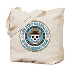 Red Dirt Rebellion Tote Bag