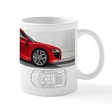 Cool Sports car Mug