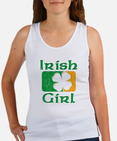 Irish Girl Women's Tank Top