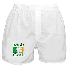 Irish Girl Boxer Shorts