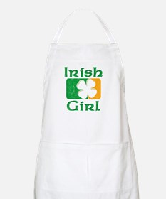Irish Girl BBQ Apron