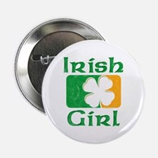 "Irish Girl 2.25"" Button"