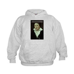 Romantic Writer: Percy Shelley Hoodie