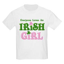 Loves An Irish Girl T-Shirt