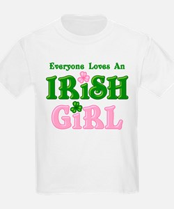 Loves An Irish Girl T-Shirt