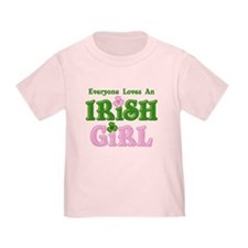 Loves An Irish Girl T