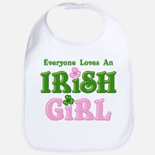 Loves An Irish Girl Bib
