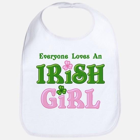 Loves An Irish Girl Bib