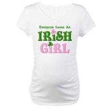 Loves An Irish Girl Shirt