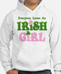 Loves An Irish Girl Hoodie
