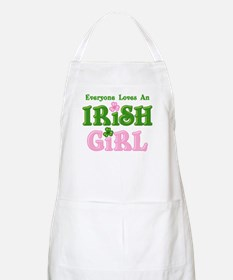 Loves An Irish Girl BBQ Apron