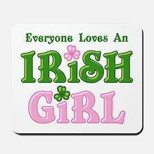 Loves An Irish Girl Mousepad