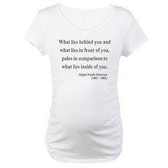Ralph Waldo Emerson 11 Shirt