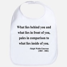 Ralph Waldo Emerson 11 Bib