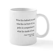 Ralph Waldo Emerson 11 Small Mug