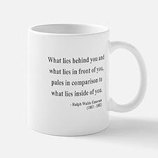 Ralph Waldo Emerson 11 Small Small Mug