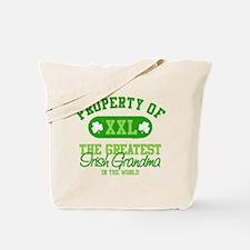 Property of Irish Grandma Tote Bag