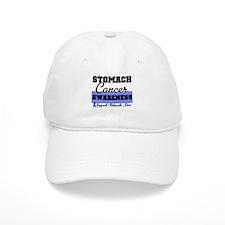 Stomach Cancer Awareness Baseball Cap
