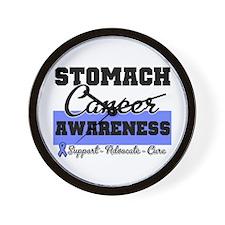 Stomach Cancer Awareness Wall Clock