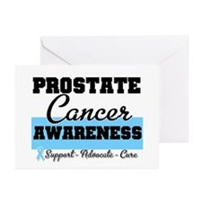 Prostate Cancer Greeting Cards (Pk of 20)
