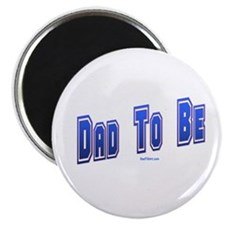 Dad To Be Expectant Father Magnet