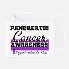 Pancreatic Cancer Greeting Cards (Pk of 20)