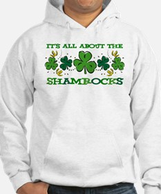 About The Shamrocks Hoodie