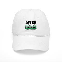 Liver Cancer Baseball Cap