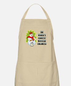 Coolest Nuclear Engineer BBQ Apron