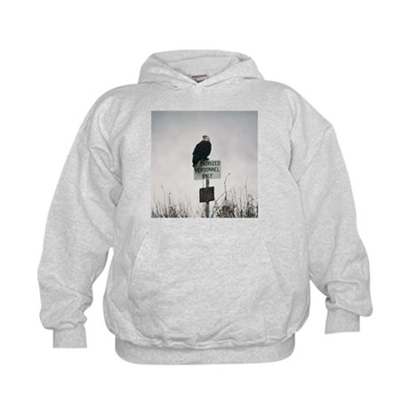 Legal Eagle Kids Hoodie