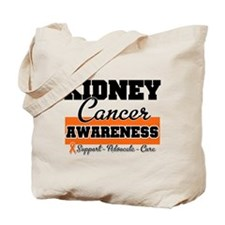 Kidney Cancer Tote Bag
